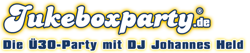 Jukeboxparty® - Die Ü30-Party mit DJ Johannes Held